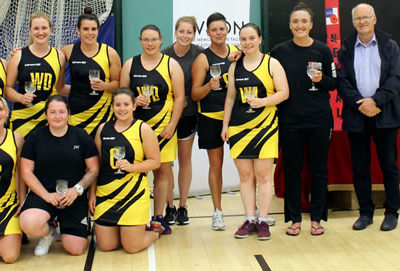 9_Regt_RLC_Inter-Unit_Netball_Winners_2017